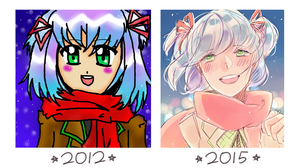 oOh redraw by kyou-rinu