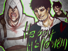 Halloween 2012 by tes0r0