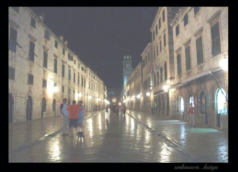 dubrovnik by unknown-me