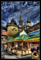 A Day at the Market Part II by ISIK5