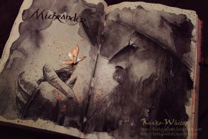 Mithrandir by Kinko-White