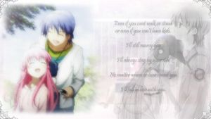 Angel Beats --Goodbye Days-- by EvannGeo