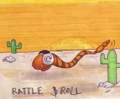 Rattle and Roll by pupbear