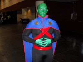 Martian Manhunter by Gurlow
