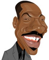 Eddie Murphy by kgreene