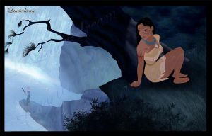 Pocahontas : The true Love by Laurine-Tellier