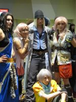 FFXIII at PCC by JouninK