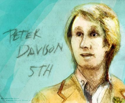 5th Doctor by Nocturius
