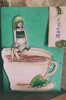 .it's time for tea. by Aquilions