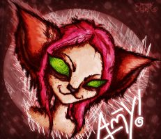 Amy by SpooningFairy