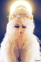Crown of Flower, Crown Of Light by Ylden