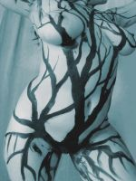 Tree Lady by offermoord