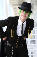 Hazama Cosplay - Distortion Finish by Aicosu