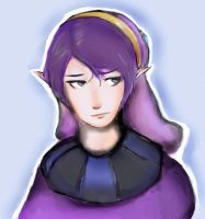 Ravio - A Link Between Worlds by Qaile