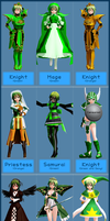 [Watchers Gift for the Meantime] Gumi RPG Pack DL by megpoid625