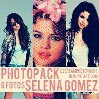 Selena Gomez Photopack #3 by IceCreamPhotopacks