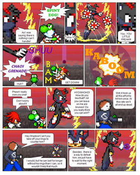 Cyber Realm: Episode 21 - p2 by Animasword