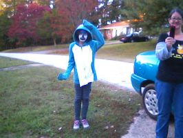 My brother as Mordecai by brittinroberts