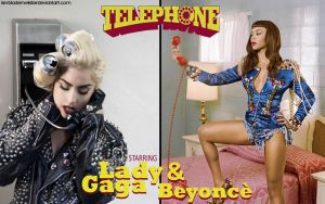 GaGa - Telephone WP by KeybladeMeister