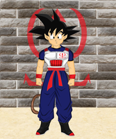 Dawn of a New Era: Goten, Prince of the Ox Kingdom by HalfSaiyanHeart