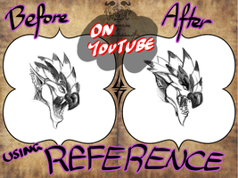 Using Reference (On Youtube) by DarkmaneTheWerewolf