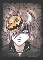Halloween Sora by fragileyokai