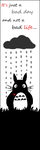 Bad Day - bookmark by Foxface-x3
