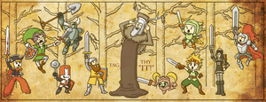 Hide and Seek in the Medieval Times by ScepterDPinoy