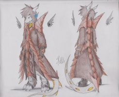 Dragon Clothing ~ Ragnarok by Dragon-Wish