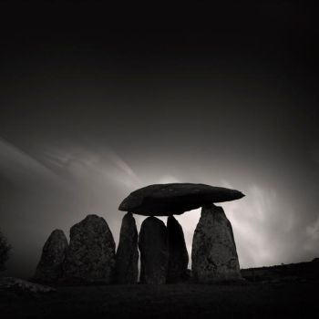 Pentre Ifan, Study #1 by Eukendei