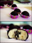 Cookie Dough Chocolates by pandrina