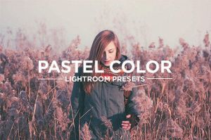 Pastel Lightroom Presets by nuugraphics