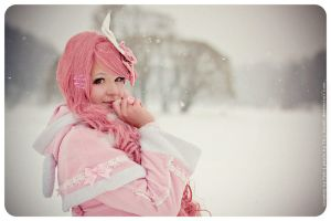 Sweet winter lolita by TaisiaFlyagina