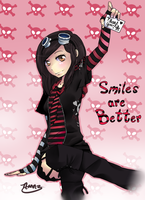 CM: Smiles Are Better by Hannavi