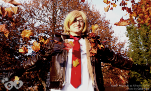 APH - Autumn Hero by celia-rose