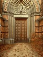 Church-Door - RESTRICTED by AngeliaStocks
