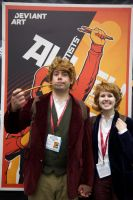 Hobbit Cosplay (SDCC 2014) by madizzlee
