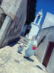 Tourists bunnies by Cyberella74