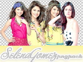 Selena Gomez png pack by:doree by WTHOMG