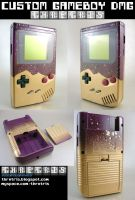 Custom Paint Majestic Gameboy by Thretris