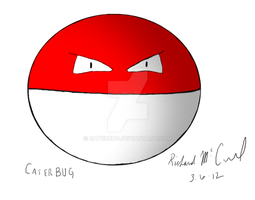 Voltorb by CaterBug