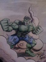We have a Hulk by Twinkie5000