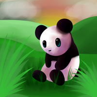 Panda by CleverConflict