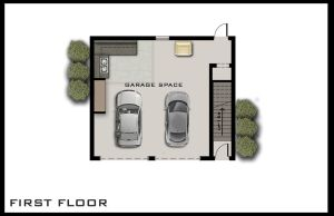 Proposed Garage Plan by Antonio23d