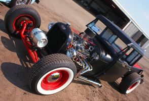Model A Pickup by StallionDesigns