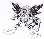 MetalGreymon by Mearns