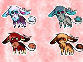 Bunny Adopts -OPEN- by UmbraTigris