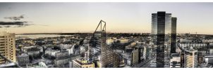 Tallinn City by Jurnov
