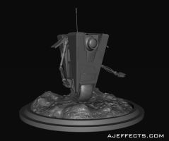 Day 11: Claptrap wip by ajeffects