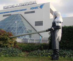 Sephiroth at Expo Oct 09 by JenovaBoi